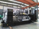Perkins 디젤 엔진 (4006-23TAG2A)에 의해 강화되는 750kVA 침묵하는 발전기