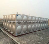 10m3 Tanks van de Opslag van het Water van het roestvrij staal de Sectionele
