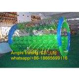 Bille de roulement gonflable géante de l'eau de conduites gonflables de PVC, boule de commande gonflable de l'eau