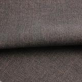 Cuir en cuir synthétique de sofa de cuir de meubles d'unité centrale de capitonnage mou à base d'eau de bonne qualité