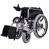 Foldable安い価格の医療機器の軽量の携帯用電動車椅子