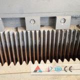 Trituradora de mandíbula de procesamiento de fluorita, trituradoras para la planta de fluorización Cushing