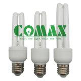 lâmpada da economia de energia de 2u T4 9W