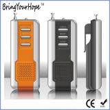 Mini radio FM con la linterna (XH-FM-003)