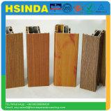 La transferencia de madera del grano del fabricante de Hsinda Termo-Imprime la capa del polvo