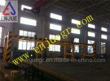 Über Höhen-Behälter-anhebendem Träger für 20 Fuß flachen Zahnstangen-