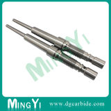 고품질 검정 Oxygened 탄화물 이젝터 Pin