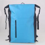 30L 500dの網PVC防水乾燥したバックパック袋(YKY7311)