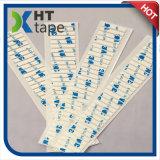 cinta de la espuma del PE de los 3m con blanco de la cinta adhesiva