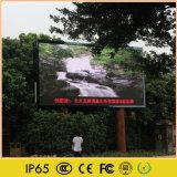 Exposição de vídeo ao ar livre SMD Publicidade LED