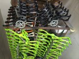Bike полного подвеса складывая