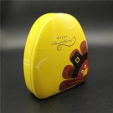 Stilvoller Zinnblech-Kasten für Plätzchen (T003-V9)