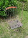 Полезный стул сбор винограда Unfoldable черный