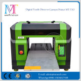 Multi Color-Automatic T-shirt Máquina Flatbed Printing