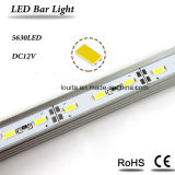 Barre rigide d'éclairage LED de DC12V SMD5630 72LEDs