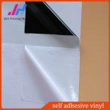 Negro brillante auto PVC vinilo adhesivo