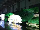 Arrendamento P3.91 do estágio do preço de fábrica, P4.81 500mm X 500mm/qualidade elevada da imagem de 500mm x de 1000mm interna