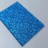 플라스틱 제품 최고 질 정제 PC 폴리탄산염에 의하여 돋을새김되는 장
