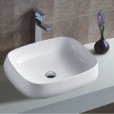 New Design Thin Edge Ceramic Bathroom Wash Toilet Basin