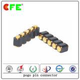 Weiblicher federgelagerter Abstand der Verbinder-Oberflächen-Montierungs-2.54mm