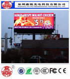 Bekanntmachen des im Freien großen LED farbenreichen Qualitäts-Bildschirms der Bildschirmanzeige-Baugruppen-P10