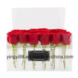 Фабрика Shenzhen коробки /Plastic Rose коробки цветка Acrylic 100%