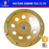 Тип колеса дюйма PCD Huazuan 7 чашки диаманта для Epoxy извлекать