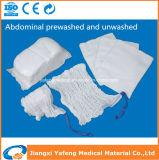 Spugna chirurgica del giro della garza sterile/Unsterile con Ce & i certificati di iso