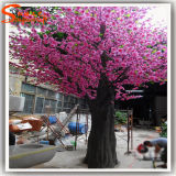 Fábrica de China directa Artificial Pink Cherry Tree para la decoración del jardín
