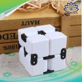 Cubo de la magia de la persona agitada de los juguetes de la depresión del alivio de tensión