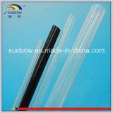Tubo de la resistencia a la corrosión PFA para la protección del cable