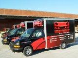 Digital-Drucken-kundenspezifisches erstaunliches Fahrzeug wickelt Drucken ein