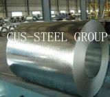 G550 550MPa galvanizou o ferro de aço Slitted/bobina galvanizada da régua