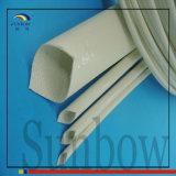 Sunbow 10mmのシリコーンゴムのガラス繊維の電線の絶縁体のスリーブを付けること