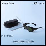 IPL安全ガラス200-1400nm/Applicationの高い安全性: IPLは黒いフレーム33と機械で造る