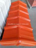 小屋、UPVCの屋根の鉄片のための反空電2mmのプラスチックPVCシート
