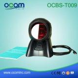 OCB-T009 infrarrojos escritorio Omni 2D barato escáner de código de barras