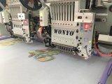 Wonyo Stickmaschine zwei Köpfe Maquina De bordar