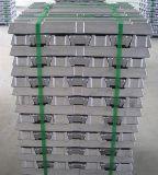 Caliente vendiendo 99.7% lingotes del aluminio
