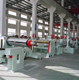De Snijmachine/de Strook die van de Plaat van het staal Scherpe Machine scheuren