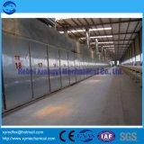 Usine de panneau de gypse - grande chaîne de production de panneau - machines d'outre-mer de panneau