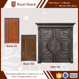 安全ドアデザインかアルミニウム網戸または寝室のドアデザインインド