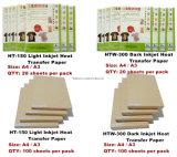 Высокое качество A4, бумага передачи тепла A3 для тенниски