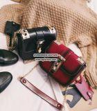 حقيبة نساء حقيبة يد مشهورة إشارة 2017 نمو [كروسّبودي] حقيبة مع كتف سلسلة شريط [س8178]