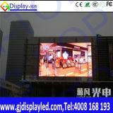 Visibilité mobile d'étalage de Pôle DEL de feu de signalisation