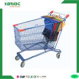 Sac réutilisable facile de chariot aux achats 4