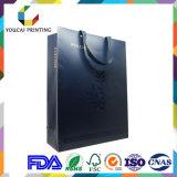 Sac de papier de mode de vêtements d'approvisionnement d'usine avec le logo personnalisé