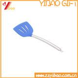 Cucchiaio a temperatura elevata della pala del silicone di qualità di Goog dell'orso su ordinazione (YB-HR-6)