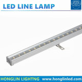 12W15wsmd LED Wand, die lineares IP65 für Hotel-Gebäude und Brücken wäscht