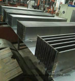 ラジエーター型の作成を形作る変圧器によって押される鋼鉄パネルのラジエーターラインロール